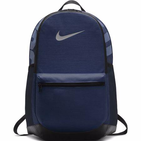 Nike Brasilia (Medium) Training Backpack, Midnight Navy/Black