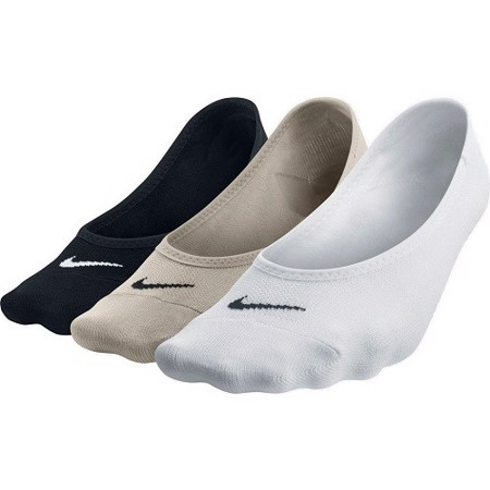 Nike Women's Lightweight No-Show Socks (3 Pair), Multicolor