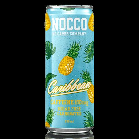 NOCCO BCAA Carribbean, 330 ml