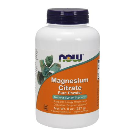 Magnesium Citrate Pure Powder, 277 g
