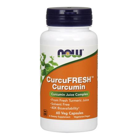 CurcuFRESH Curcumin, 60 kapsula