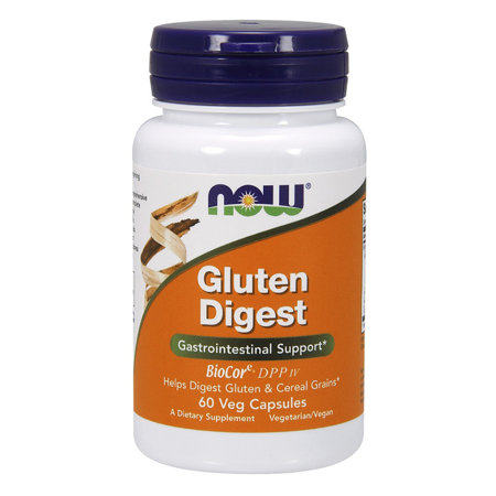 Gluten Digest, 60 kapsula