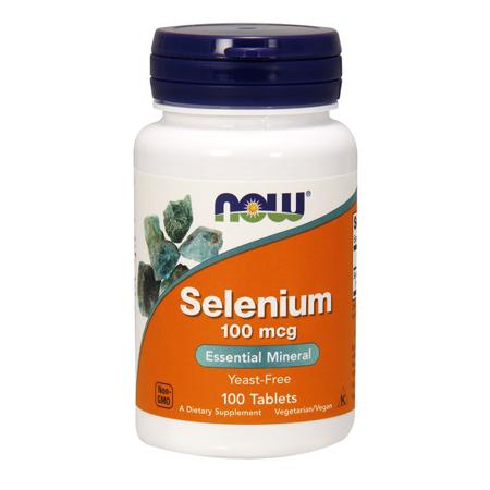 Selenium, 100 mcg, 100 Tabletten