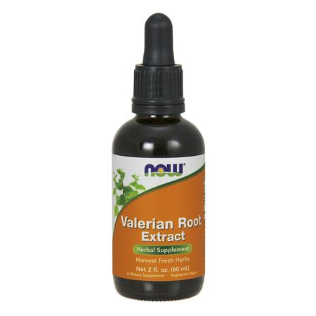 Valerian Root Extract, Liquid, 60 ml