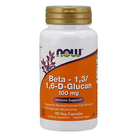 Beta 1,3-1,6-D-Glucan, 90 kapsula