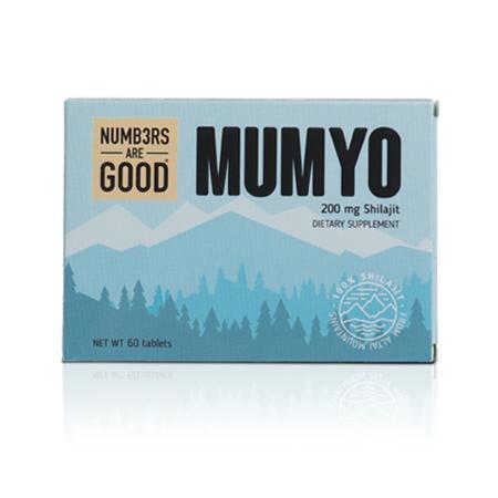 Mumyo, 200 mg, 60 tableta