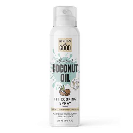 Cooking Spray, Coconut Oil, 250 ml