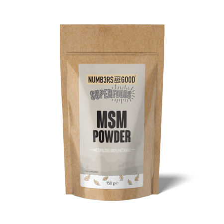 MSM Powder, 150 g