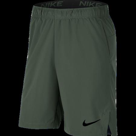 Nike Dri-Fit Flex Woven Galactic Shorts, Jade/Black
