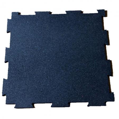 Gumijasta podloga, puzzle, 500x500x15 mm