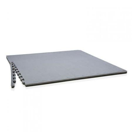 Interlocking Mat Pro Bodenmatte, 100x100x2 cm