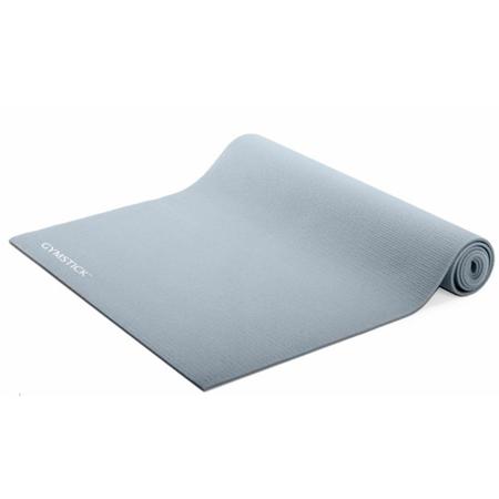 Yoga Mat siva, 172x60x0,4 cm