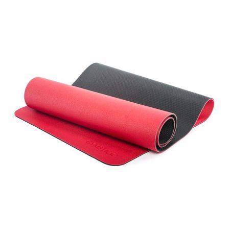 Yoga mat Pro, Redeča/Črna