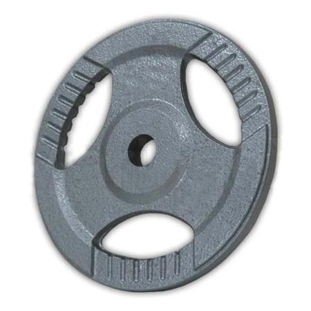 Disk uteg 27 mm, 2.5 kg