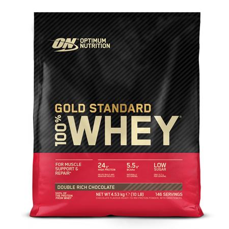 100% Whey Gold Standard, 4540 g