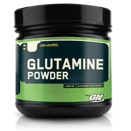 Glutamine Powder, 630 g