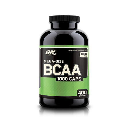 BCAA 1000, 400 kapsula