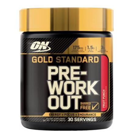Gold Standard Pre Workout, 330 g