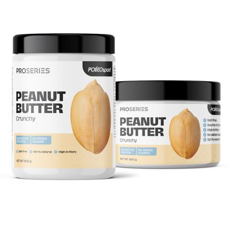Proseries Peanut Butter, 1000 g + Peanut Butter, 450 g GRATIS