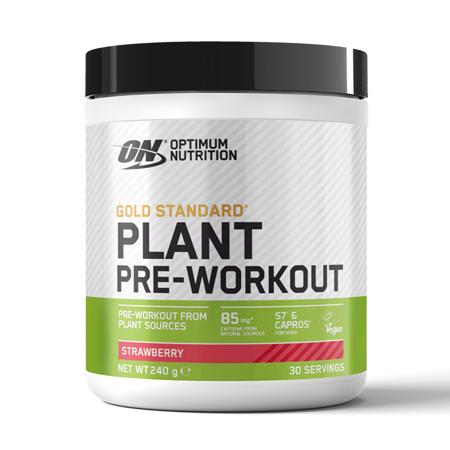 Gold Standard Plant Pre-Workout, 240 g