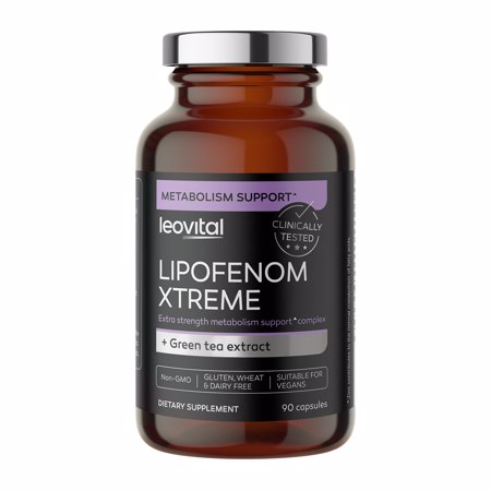 Lipofenom Xtreme, 90 kapsula