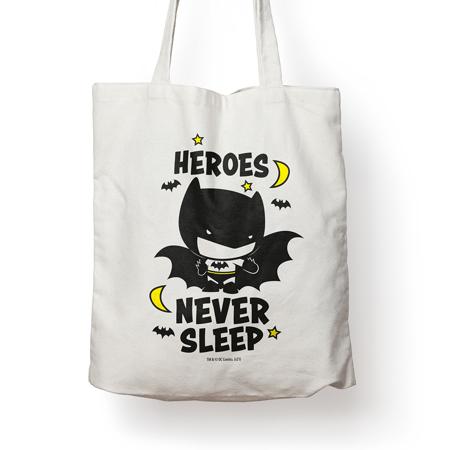 Platnena torba, Heroes Never Sleep