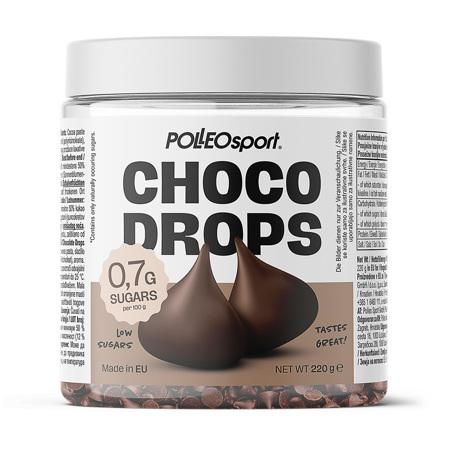 Polleo Sport Cocoa Drops, 220 g