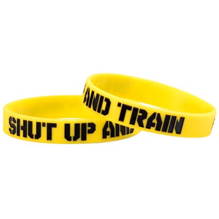Motivacijska zapestnica, Shut Up and Train