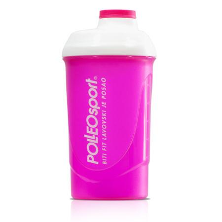 Shaker Wave rosa, 600 ml