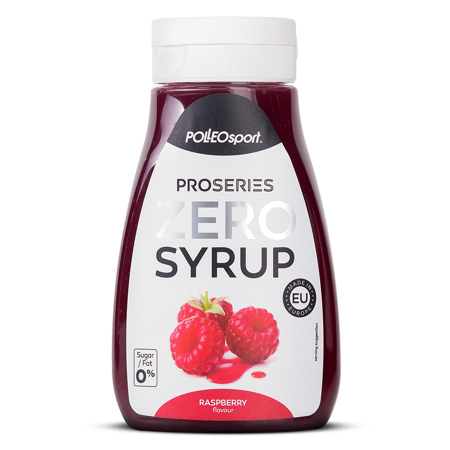 Zero Syrup, Raspberry, 180 ml