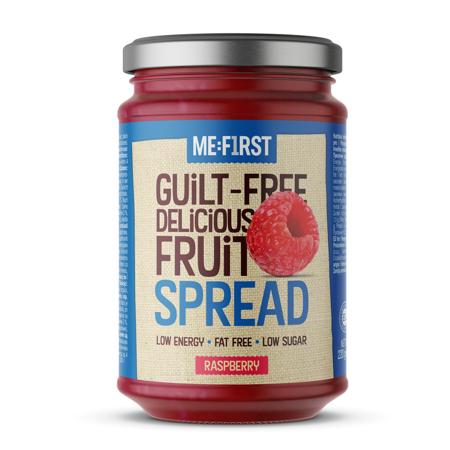 Guilt-Free Fruit Spread, 220g, Raspberry