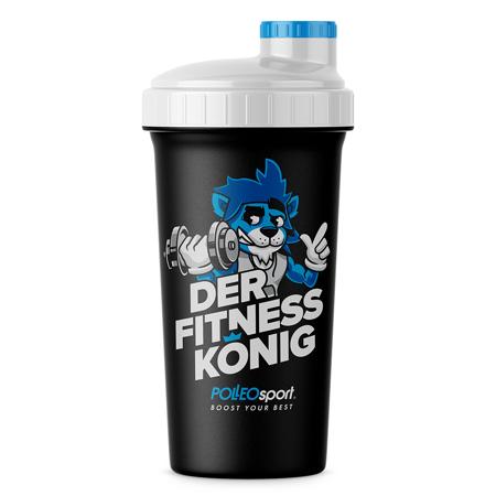 Shaker Der Fitness König, 700 ml