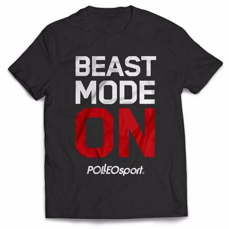T-Shirt Beast Mode ON