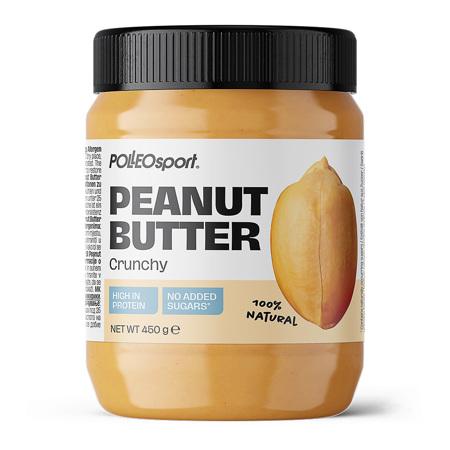 Proseries Peanut Butter, Crunchy, 450 g