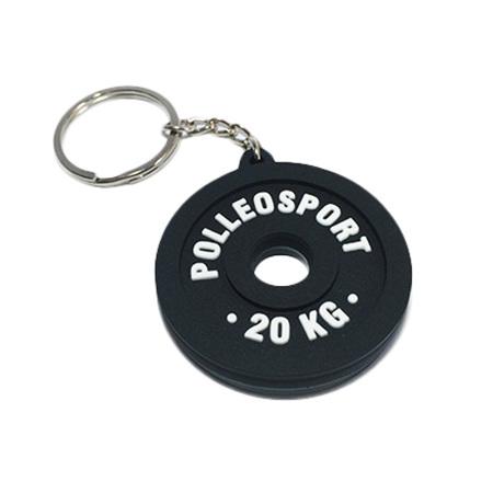 Schlüsselanhänger Gewicht Polleo Sport