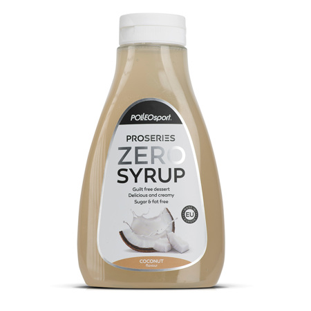 Zero Syrup, Coconut, 425 ml