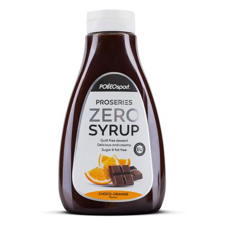 Zero Syrup, Choco-Orange, 425 ml