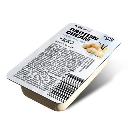 Protein White Chocolate Cream, 20 g
