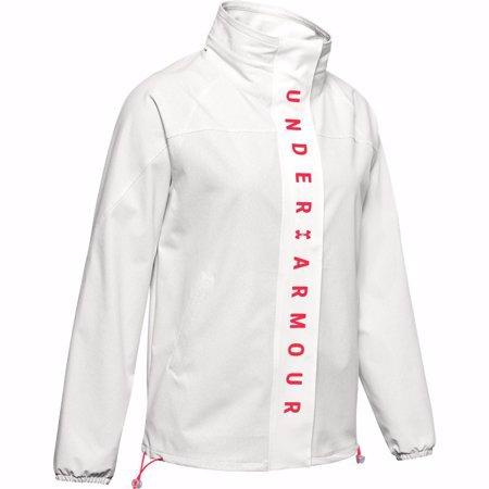 UA RECOVER Woven Women's Jacket, White