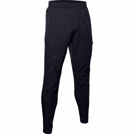 UA Unstoppable Cargo Pants, Black