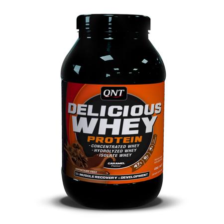 Delicious Whey Protein, 2200 g