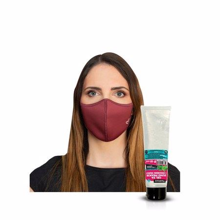 Zoe Face Mask, Red Wine + Tinktura gel dezinfekciju ruku, 150 ml GRATIS