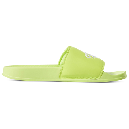Reebok Classic Slide Sandals, Neon Lime