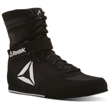Reebok Boxing Boot, Black/White