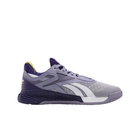 Reebok Nano X Women's Shoes, Violet Haze/Mystic Orchid/White