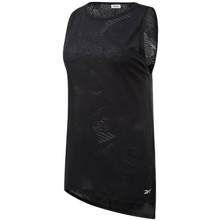 Reebok Burnout Women's Tank Top, Black