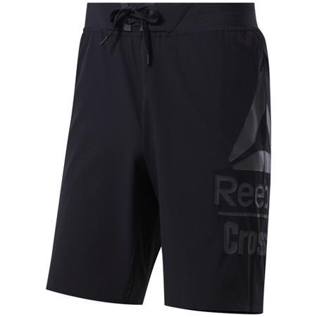 Reebok Crossfit Epic Base Logo Shorts, Black