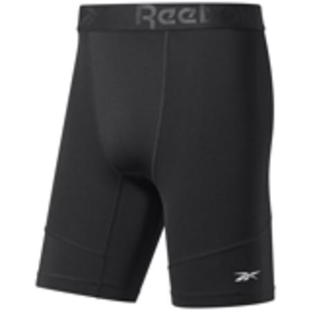 Reebok Workout Ready Compression Shorts, Black