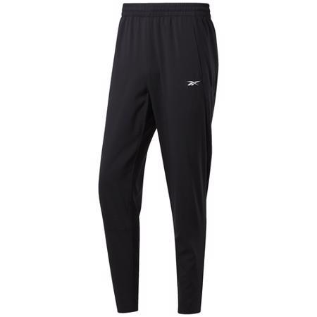 Reebok Woven Workout Pants, Black