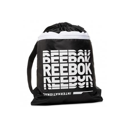 Reebok One Series Training Gym Sack, Black